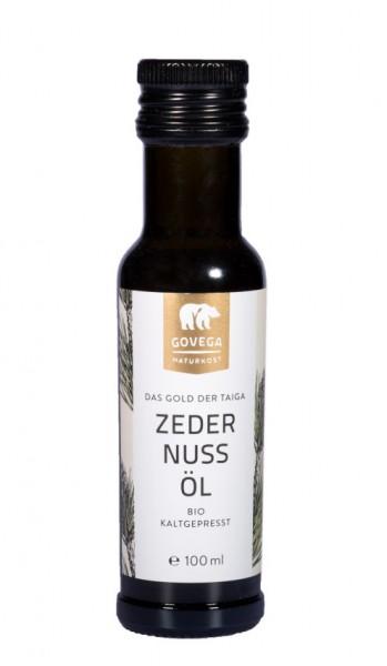 Zedernnuss-Öl - bio, Kaltpressung