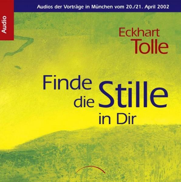 Finde die Stille in Dir (6 CDs)