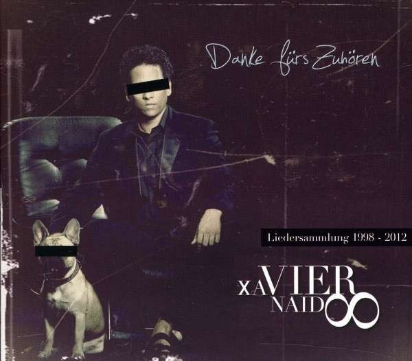 Danke für's Zuhören (CD: Best of 1998-2012)