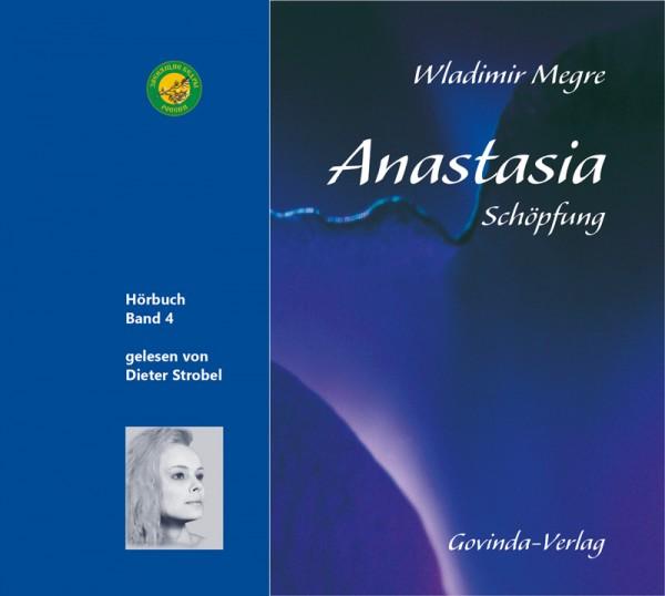 Anastasia, Band 4 • Schöpfung (CD; mp3-Hörbuch)