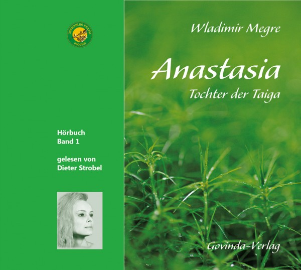 Anastasia, Band 1 • Tochter der Taiga (1 CD; mp3-Hörbuch) (Mängelexemplar)
