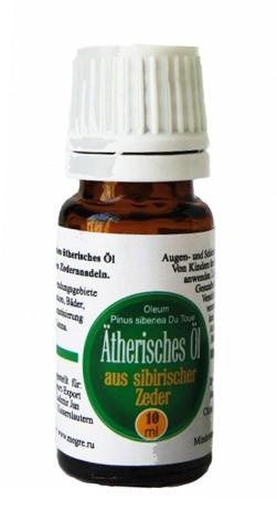 Ätherisches Zedernöl (Nadeln)