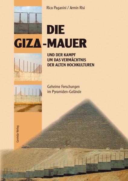 Die Giza-Mauer (Mängelexemplar)