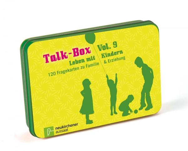 Talk Box | Leben mit Kindern (120 Fragekarten)