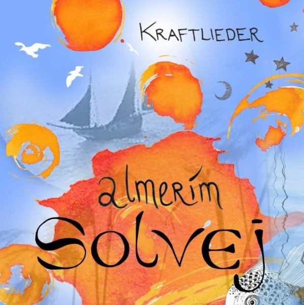 Solvej – Kraftlieder (CD)